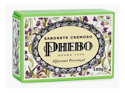 Phebo Alfazema Provençal Sabonete 100g