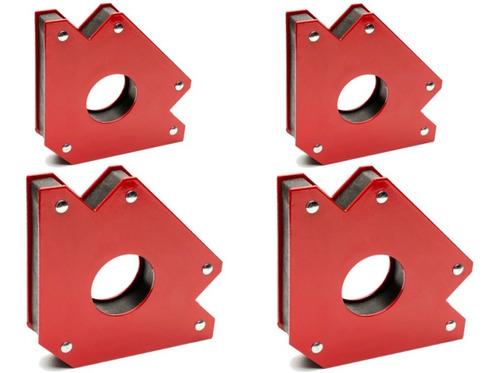 2 Soportes Magnéticos Flecha Para Soldar 5  + 2 Soportes 3