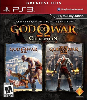 God Of War Collection Ps3 Español Digital Tenelo Hoy!!