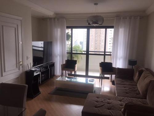 Apartamento Com 3 Dormitórios À Venda - Vila Andrade - São Paulo/sp - 15400