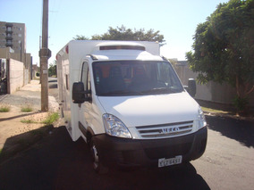 Iveco Daily 55c 16 C/ Bau Ambulancia Uti Caranga Utilitarios