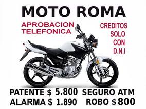 Yamaha Ybr 125 Motoroma