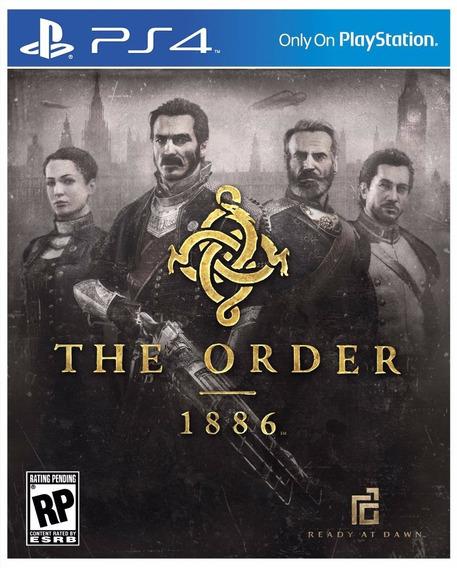 Ps4 The Order 1886 Original 1