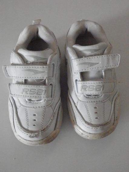 Zapato Deportivo Rs21 Talla 23 Casi Nuevos 7v