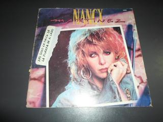 Nancy Martinez No Solo La Chica De La Puerta De Al Lado * Lp
