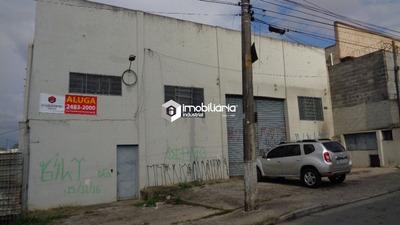 Galpao - Cidade Industrial Satelite De Sao Paulo - Ref: Ga74 - L-ga74