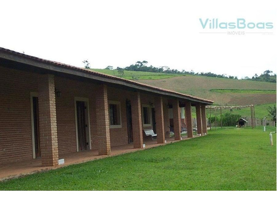 Fazenda Rural À Venda, Vila São João (são Silvestre), Jacareí. - Fa0003