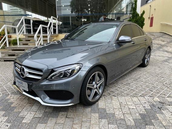 Mercedes-benz C 250 2.0 Cgi Sport Turbo 16v Gasolina 4p Auto