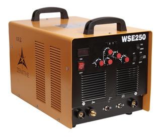 Máquina De Solda Tig Ac / Dc Wse 250 - Solda Alumínio