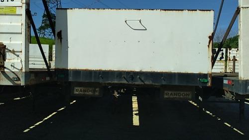 Randon Porta Container Carga Seca - 2863