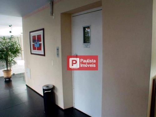 Imagem 1 de 6 de Apartamento Com 3 Dormitórios À Venda, 125 M² - Moema - São Paulo/sp - Ap32026
