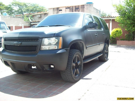 Chevrolet Tahoe Sedan