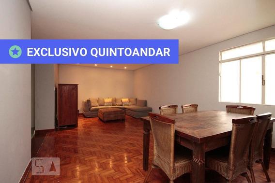 Apartamento Térreo Mobiliado Com 2 Dormitórios E 1 Garagem - Id: 892970916 - 270916