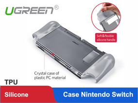 50893 Ugreen - Case Bag Nintendo Switch Tpu + Silicone