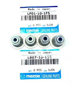 Gomas De Valvula Mazda 3 1.6 2.0 Mazda 6 2.3 ., 2.0