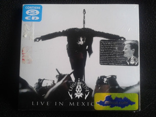 Lacrimosa Live In Mexico City Double Cd Edition