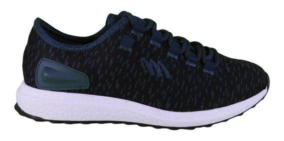 Zapatillas Acordonadas Azul Dufour 254133 Mujer Lujandro