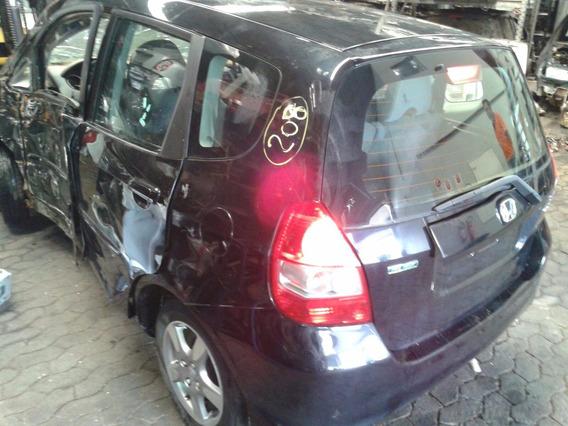 Sucata Honda Fit 2008 -em Peças