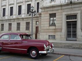 Buick Eight 1946. Restaurado Original. Segundo Dueño