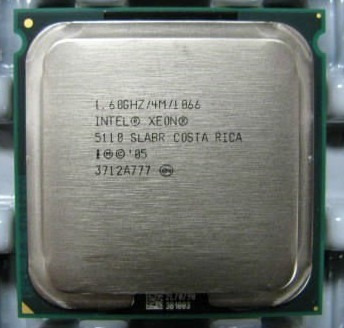 Processador Intel Xeon E5110 1.60ghz 4m 1066 Servidor