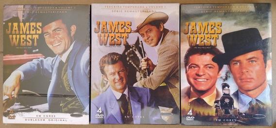 Kit 3 Box James West