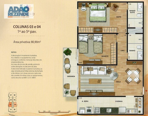 Apartamento Residencial À Venda, Tijuca, Teresópolis. - Ap1045