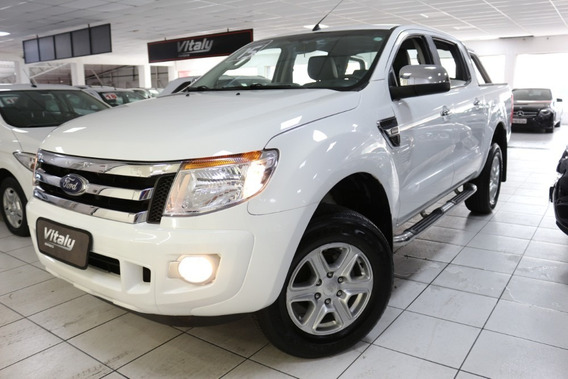 Ford Ranger Xlt Pick-up Flex !!!! C. Dupla 2015!!!