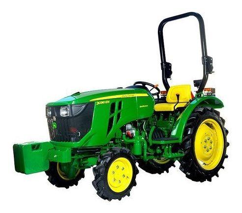 Tractor John Deere 36 Hp 4x4 Nuevo