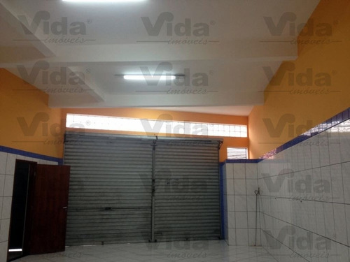 Imagem 1 de 10 de Loja/salão Em Bandeiras  -  Osasco - 33959