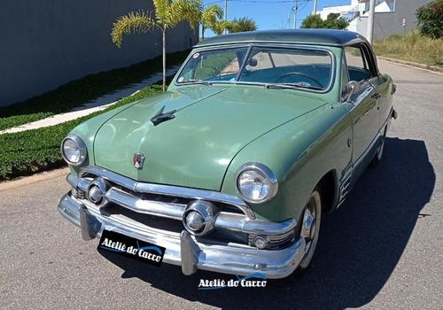 Imagem 1 de 15 de Ford Victoria Hard Top 1951 V8 Flathead - Atelie Do Carro