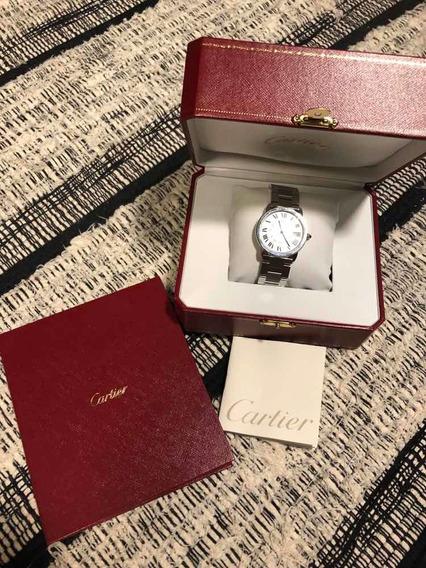 Relógio Cartier Ronde Solo