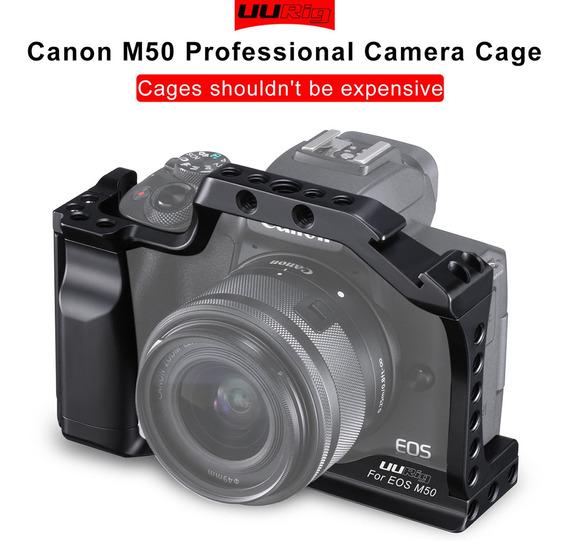 Câmera Uurig C-m50 Dslr