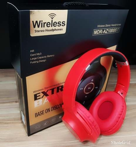 Fone Jbl 1000 Xb N35bt Wireless Bluetooth Mp3