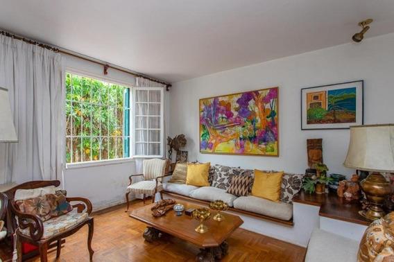 Casa Para Venda Em São Paulo, Campo Belo, 6 Dormitórios, 4 Banheiros, 6 Vagas - Rab343vca_1-1351183