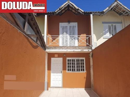 Sobrado Residencial Para Venda - Campo Limpo -  Jardim Helga, São Paulo -  89 M² Área Construída - Terreno 75m2 - So00274 - 68880030