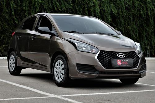 Hyundai Hb20 Unique 1.0 Flex Mec.