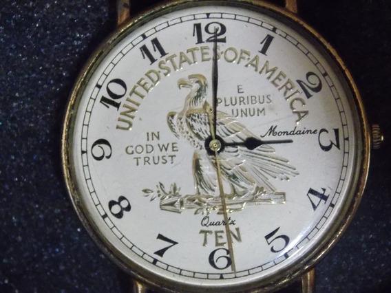 Relógio Mondaine Tio San - Raríssimo, Coleção, Uso