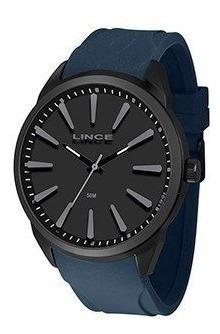 Relógio Masculino Marinho Lince Mrp4385s P1dx