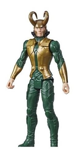 Boneco Loki - Titan Hero Series - Marvel - Hasbro