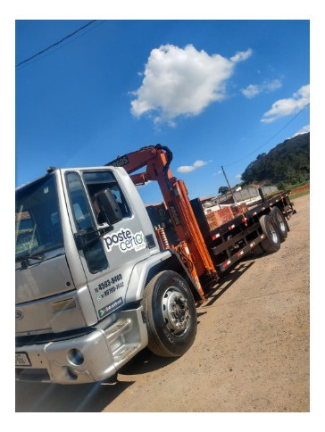 Ford Cargo 1517 Trucado Ano 2005 No Chassis