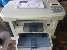 Impressora Multifuncional Hp M1120 Completa Cabos E Toner