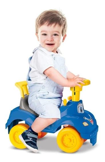 Totoka Triciclo Infantil Bebe Carrinho Totokinha Menino Azul