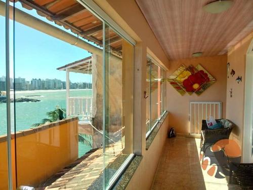 Casa À Venda - Morro Atalaia - Guarapari/es - Ca0503