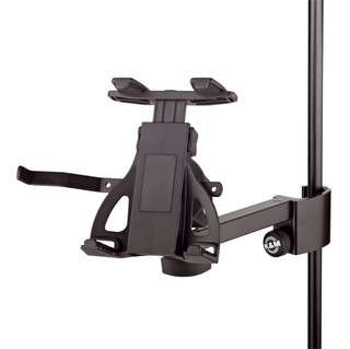 Soporte Para Tablet Tipo Clamp Konig & Meyer 19740-000-55