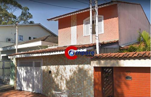 Imagem 1 de 17 de Sobrado Com 3 Dormitórios À Venda, 300 M² Por R$ 750.000,00 - Torres Tibagy - Guarulhos/sp - So2018
