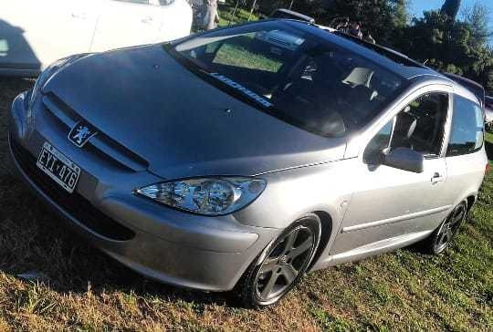 Peugeot 307 Xsi2.0 Coupe Frances