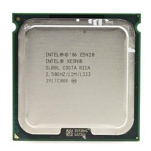 Processador Intel Xeon E5420 2,5ghz Lga 771 Quadcore - Usado