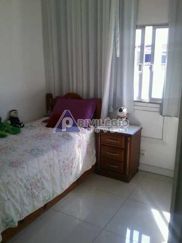 Apartamento À Venda, 2 Quartos, Tijuca - Rio De Janeiro/rj - 22985