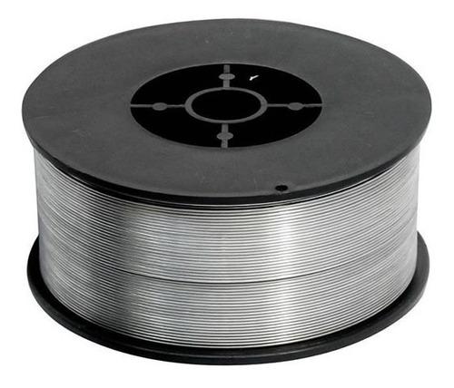Arame Tubular  De 1kg 0,8mm Para Máquina Mig 130(sem Gás)