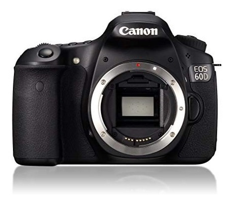 Canon Eos 60d - Lente 18-55